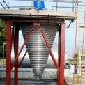 Nauta Type 30VDC-11  Conical Vacuum Dryer