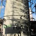50000 litre Vertical Glassed steel tank