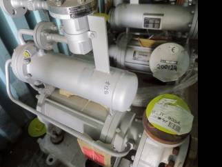 Hermetic Type CNK 40-200 canned pump