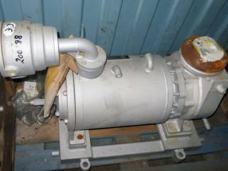 Hermetic Type CN 65-200 canned pump