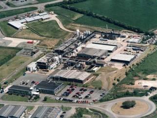 API and pharmaceutical CGMP manufacturing plant.