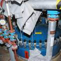 2500 litre DeDietrich Glass lined jacketed Receiver