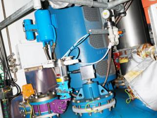 DeDietrich BE4000 glass lined reactor