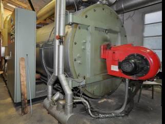 Wieslock Thermal Oil Boiler