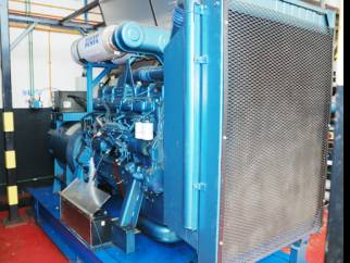 500kVA skid mounted Diesel Generator