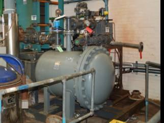 Edwards Drystar Type DP250 vacuum pump