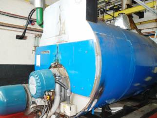 Thomas Cochran Multipac B steam boiler