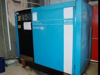 CompAir Broomwade Type Cyclon 6075N08A screw compressor