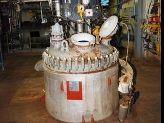 Pfaudler Balfour AH300 glass lined reactor