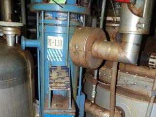 1.24 m² Le Carbone Graphilor Ployblock heat exchanger Type NC216G