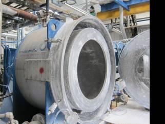 Krauss Maffei Hz 100/2 C Peeler centrifuge