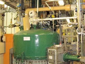 3m2 Hastelloy C4 Pressure Filter Dryer