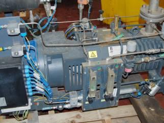 Busch dry screw Cobra NC 0300 B, Vacuum Pump