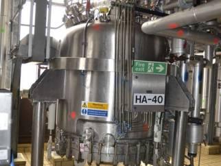 Modern Pharmaceutical API plant