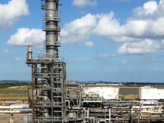 17500 barrels per day Hydrodesulphurisation Unit for gasoline production