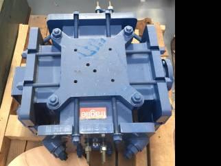 Unused 1.95 sq.m Ralph Coidan Type BD 20 Hykarb cubic block graphite heat exchanger