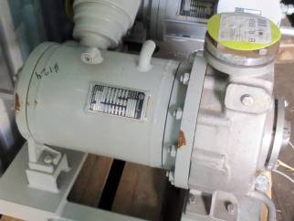 Hermetic Type CN 40-250 canned pump
