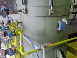 Amafilter Pressure leaf filter