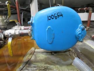 Used Varisco cast iron self priming centrifugal pump