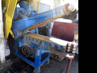 Used Kajman KAJ1000 hydraulic alligator shears