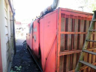 Used Renault 280kVA diesel generator