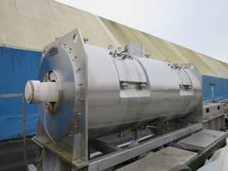 Used Morton Lodige Type FKM3000D ploughshare mixer